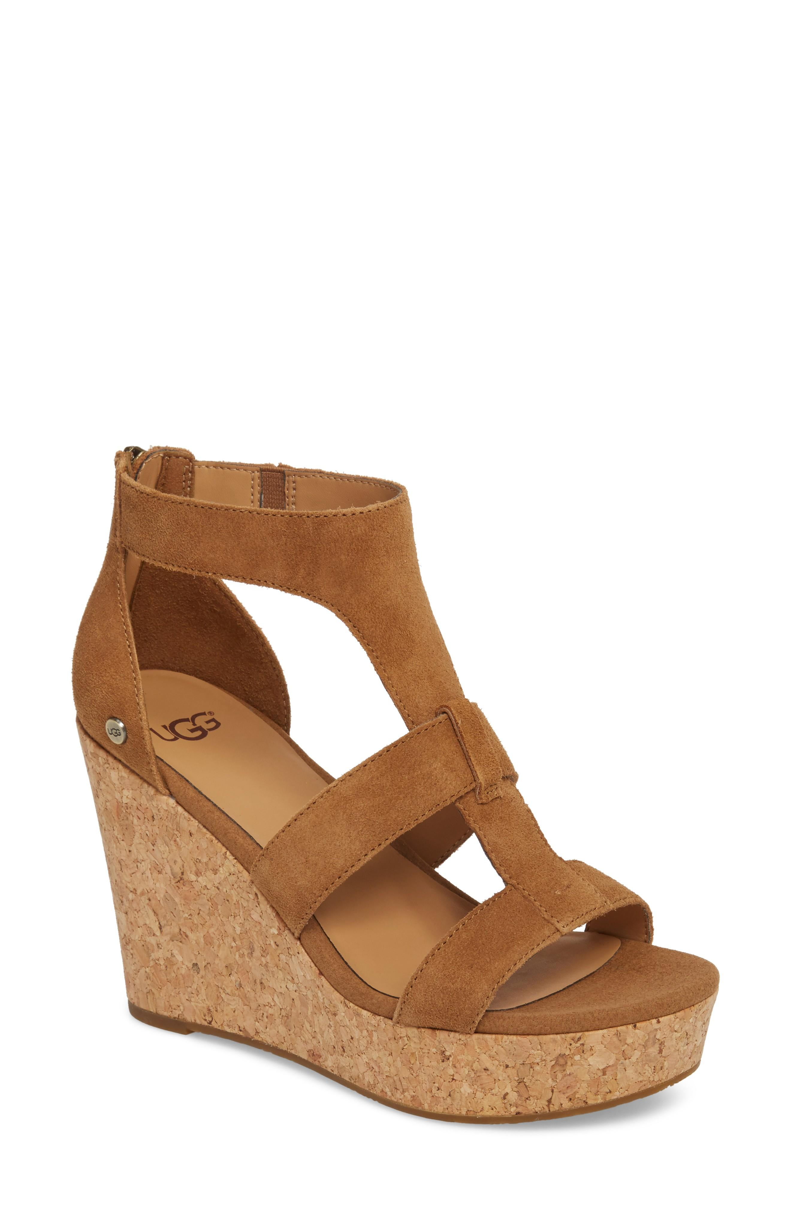 a68f3969d4ea Style Name  Ugg Whitney Platform Wedge Sandal (Women). Style Number   5507199. Available in stores.