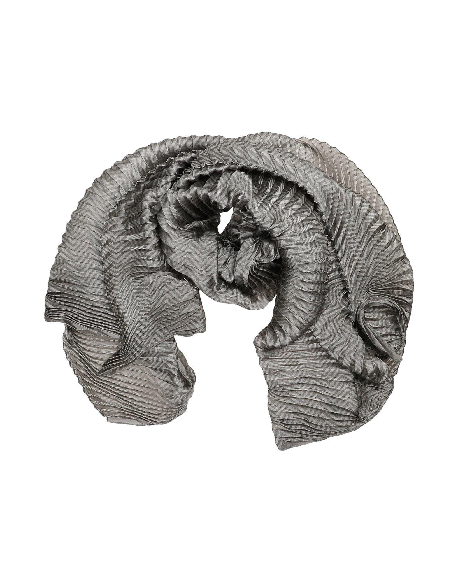 Armani Collezioni Scarves In Grey