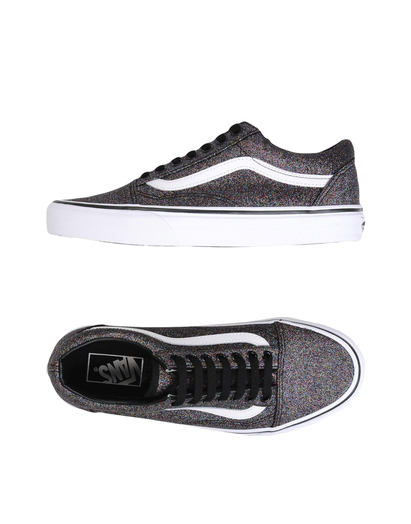 Vans In Steel Grey