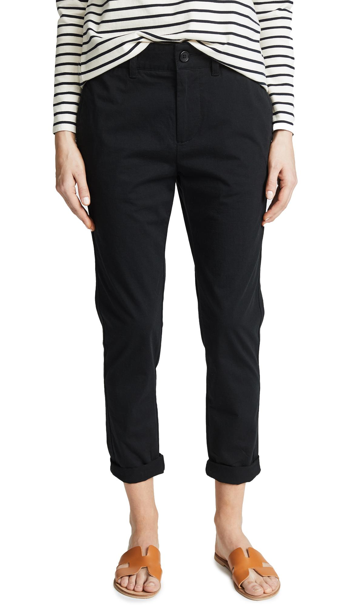 James Perse Full Surplus Pants In Abyss