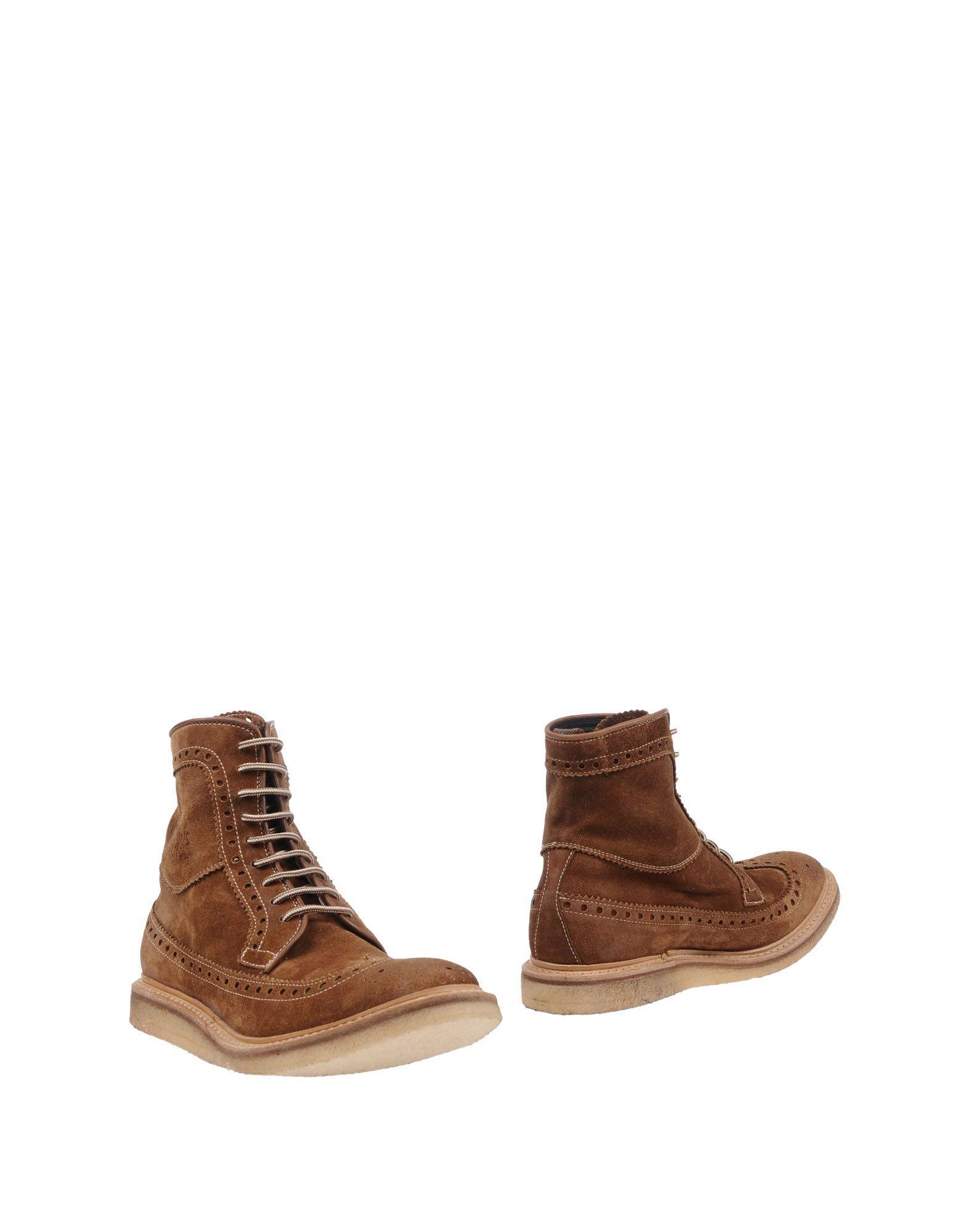 Preventi Boots In Brown