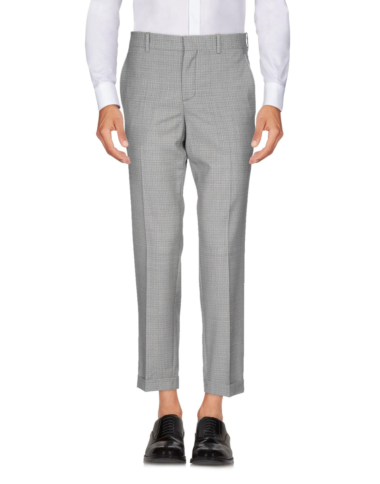Carven Casual Pants In Grey