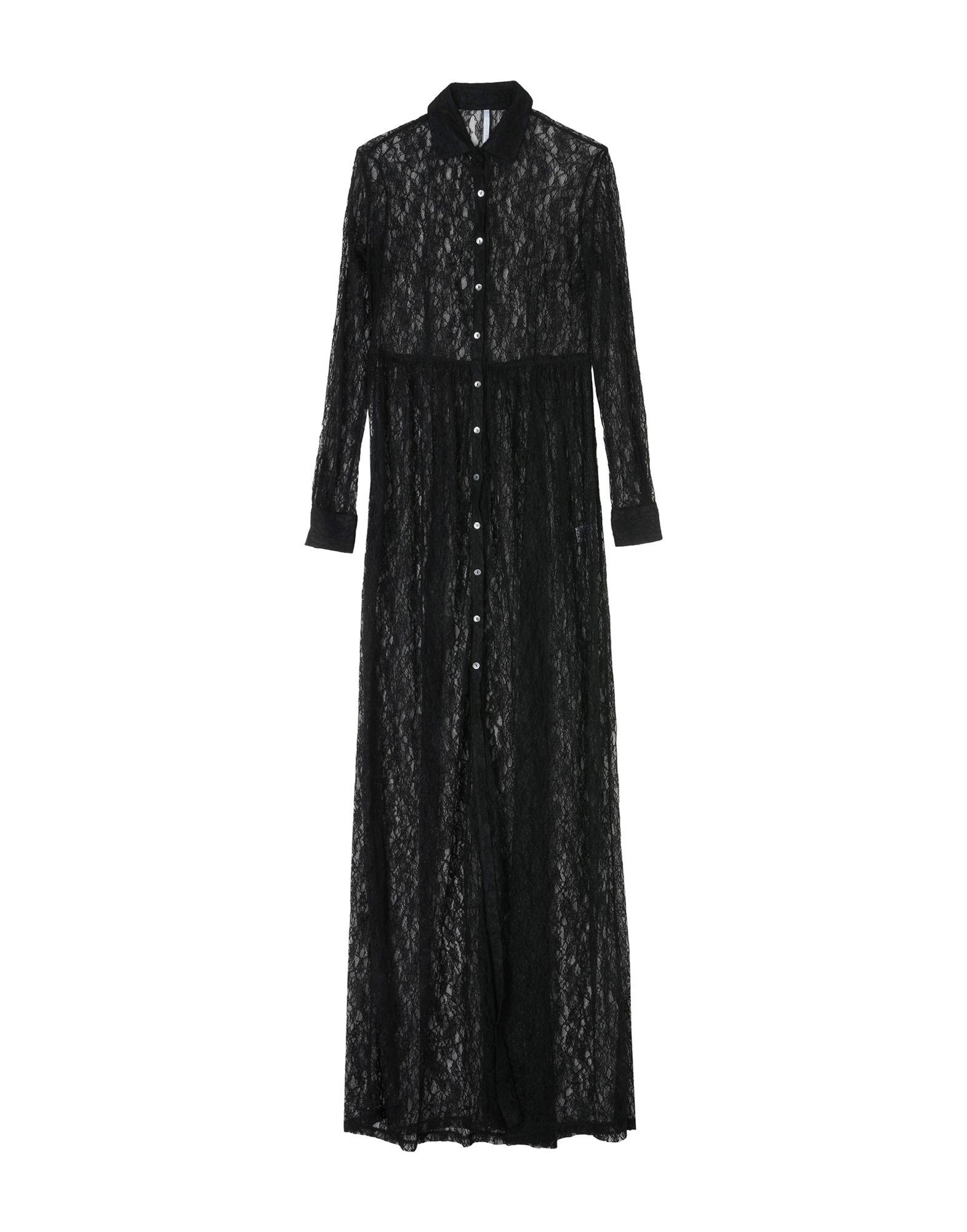 Alcoolique Long Dresses In Black