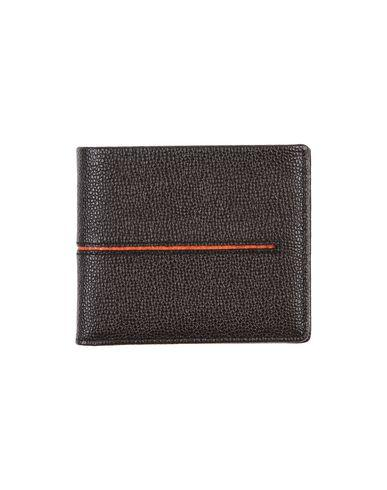 Tod's Wallets In Dark Brown