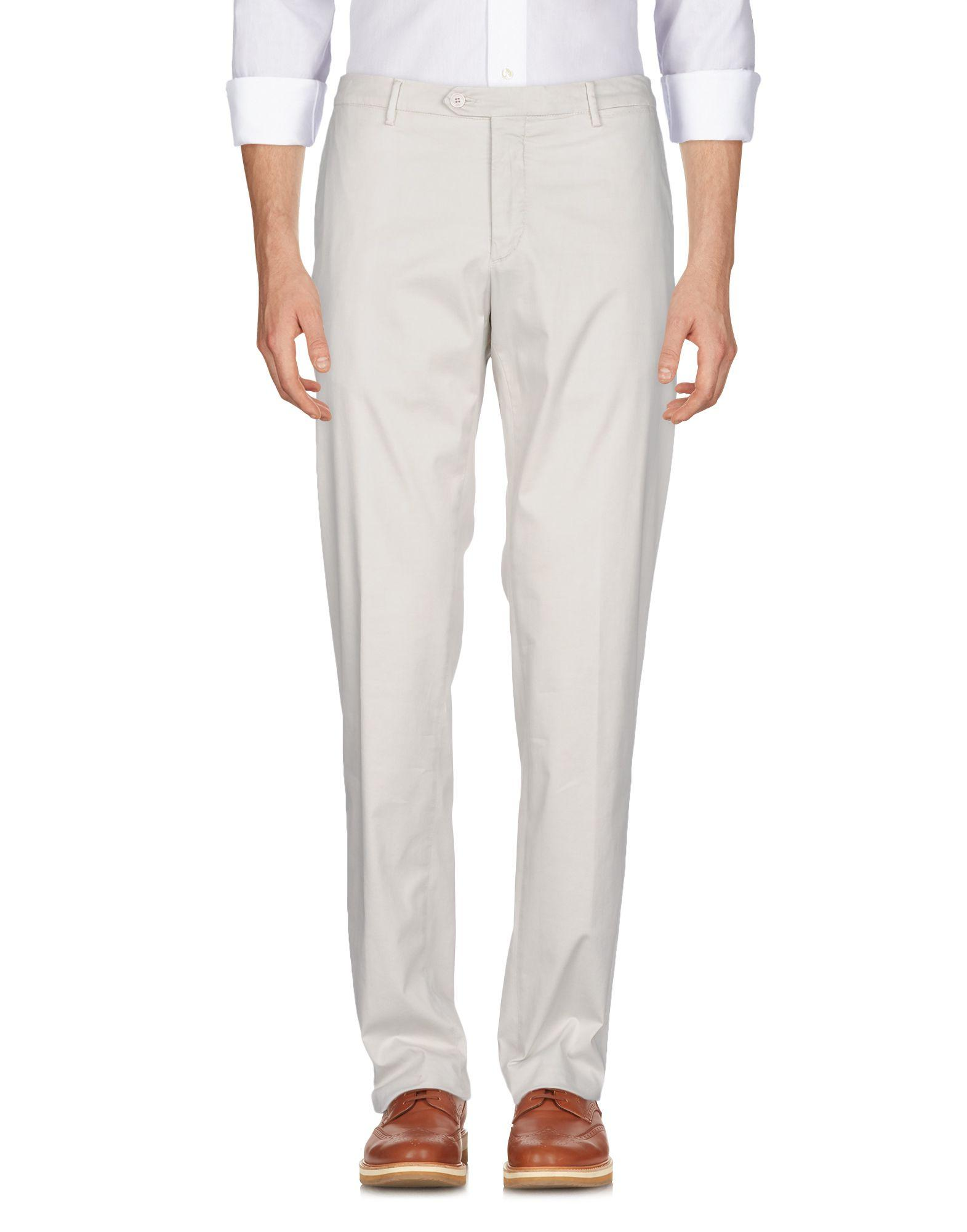 Marco Pescarolo Casual Pants In Ivory
