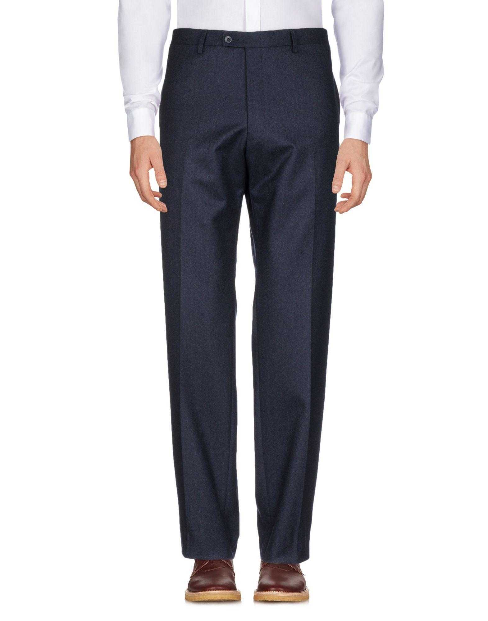 Sartorio Casual Pants In Dark Blue