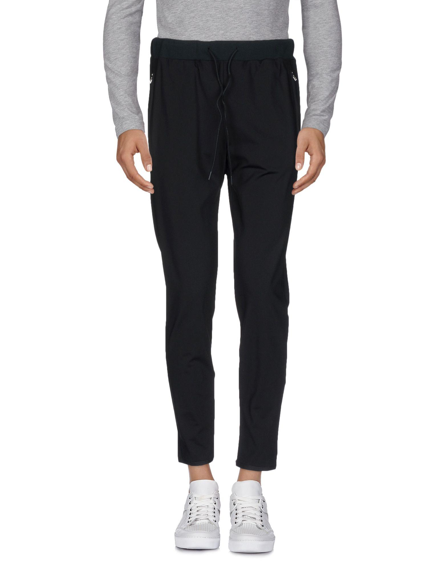 Theory Casual Pants In Black