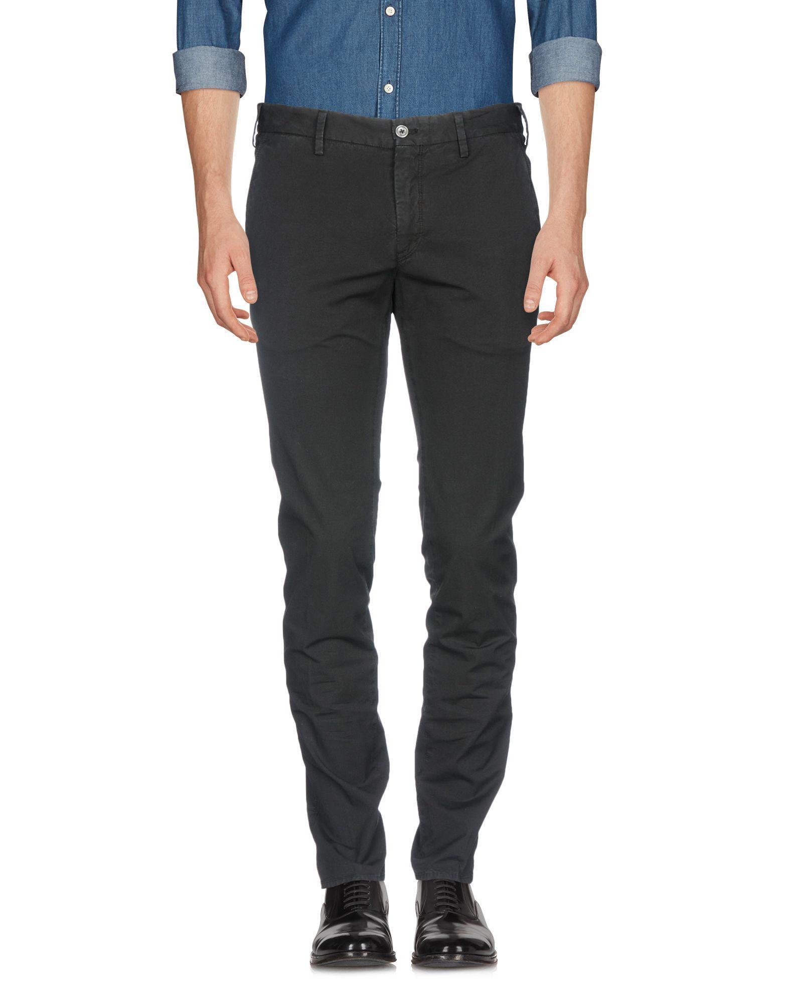 Pt01 Casual Pants In Black