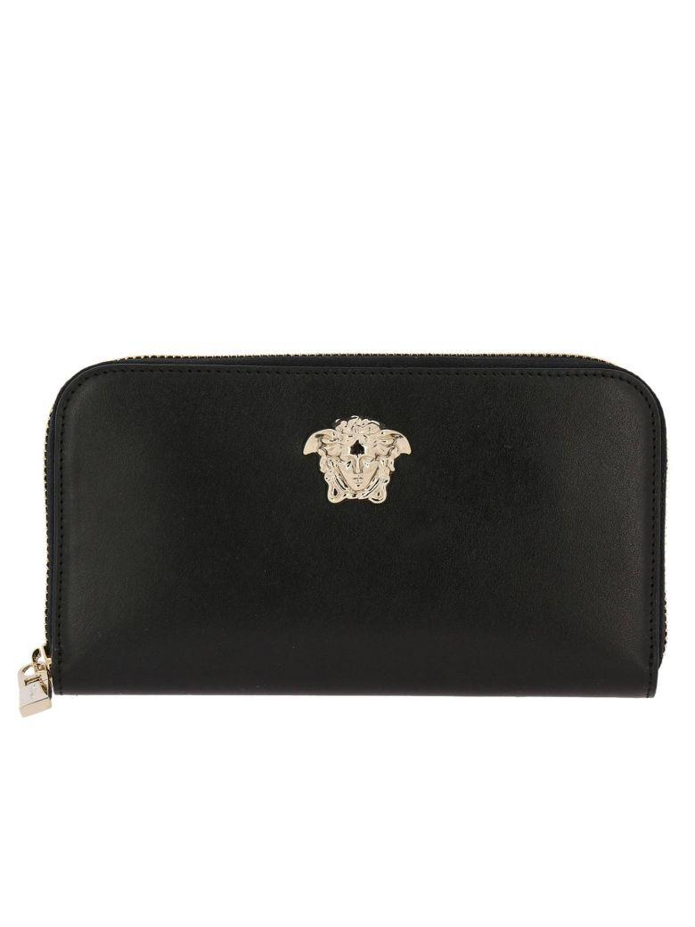 Versace Wallet Wallet Women  In Black