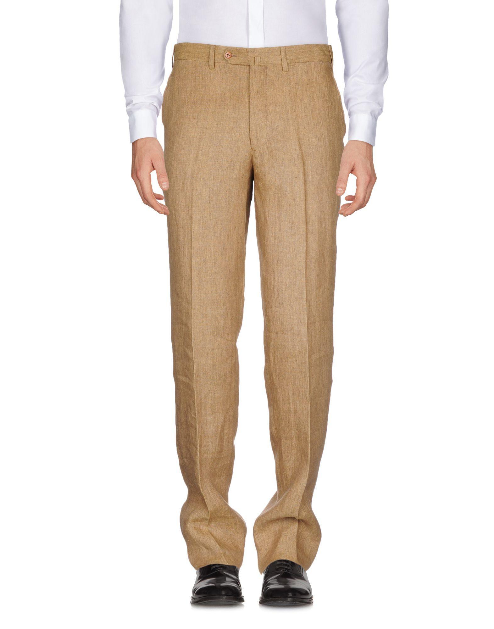 Valstar Casual Pants In Ocher