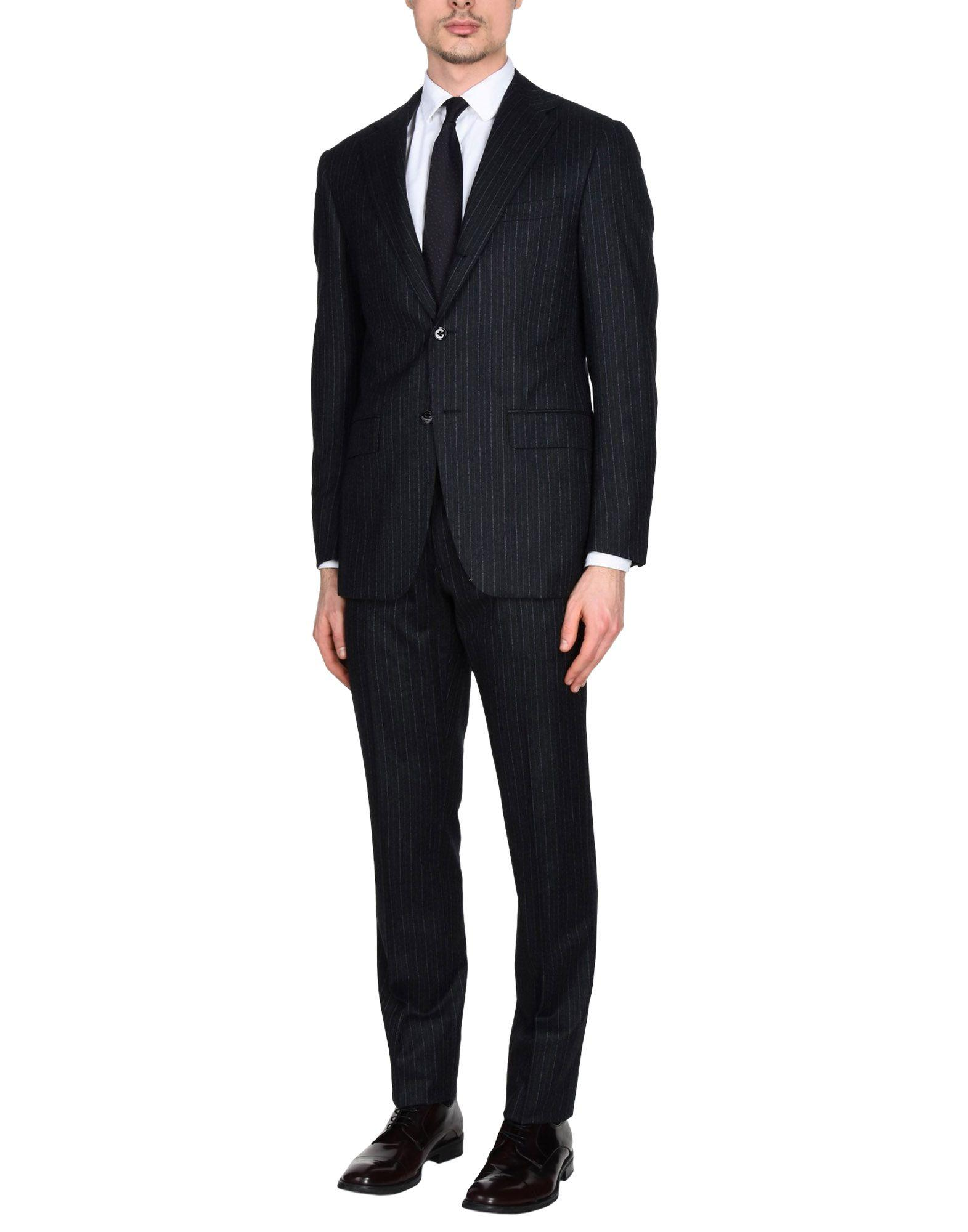 Cantarelli Suits In Steel Grey