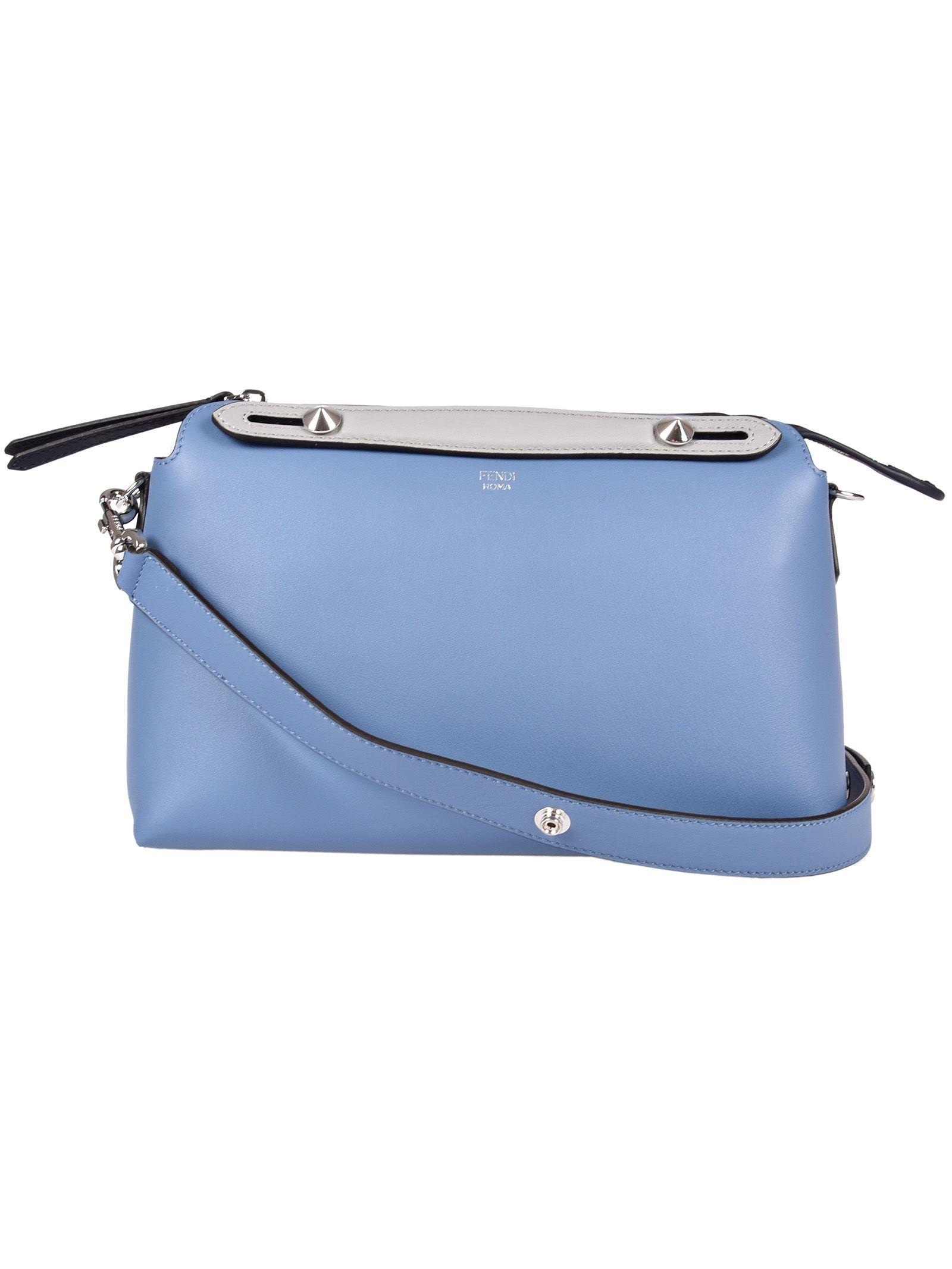 Fendi By The Way Small Shoulder Bag In F12pe Multi