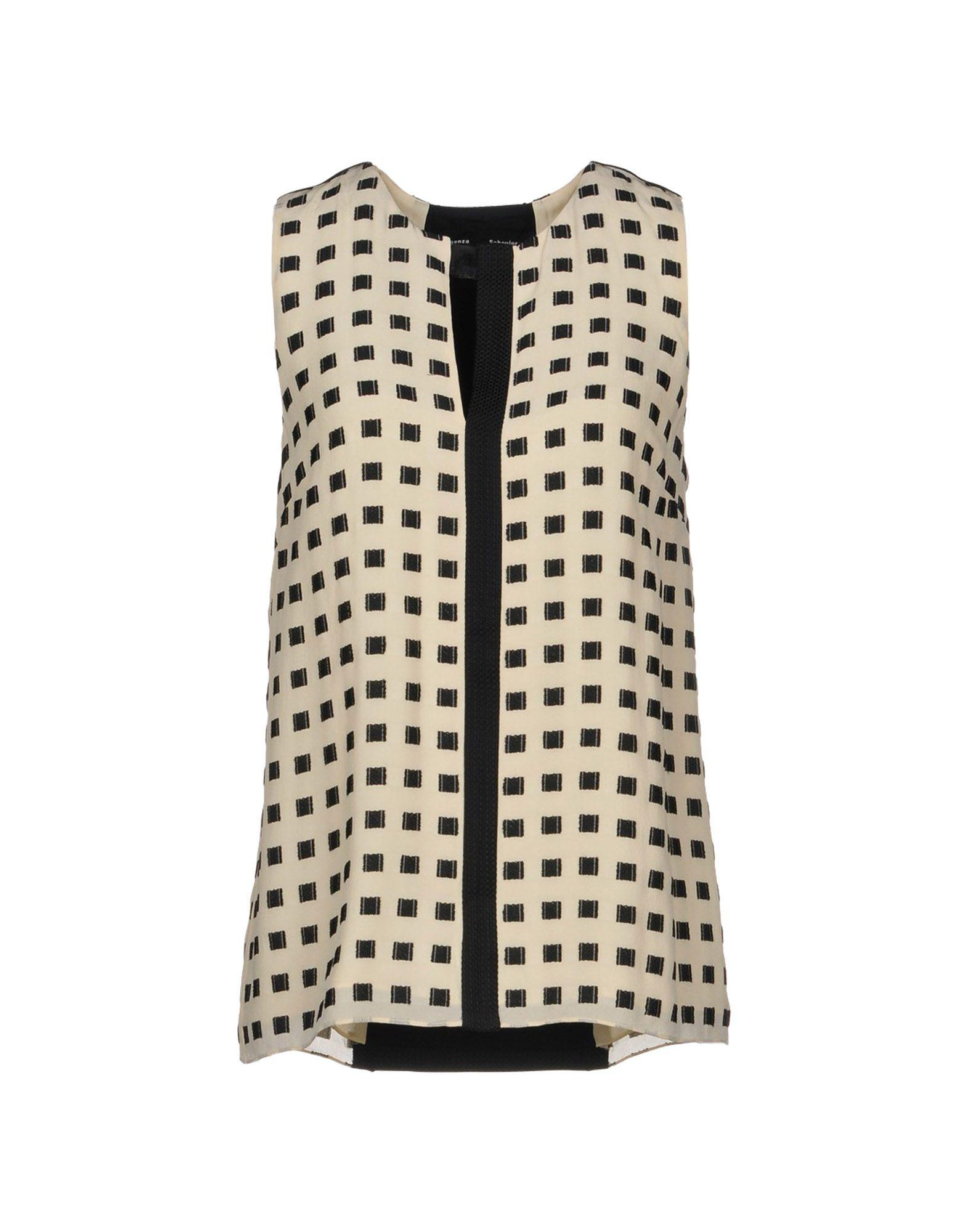 Proenza Schouler Top In Beige