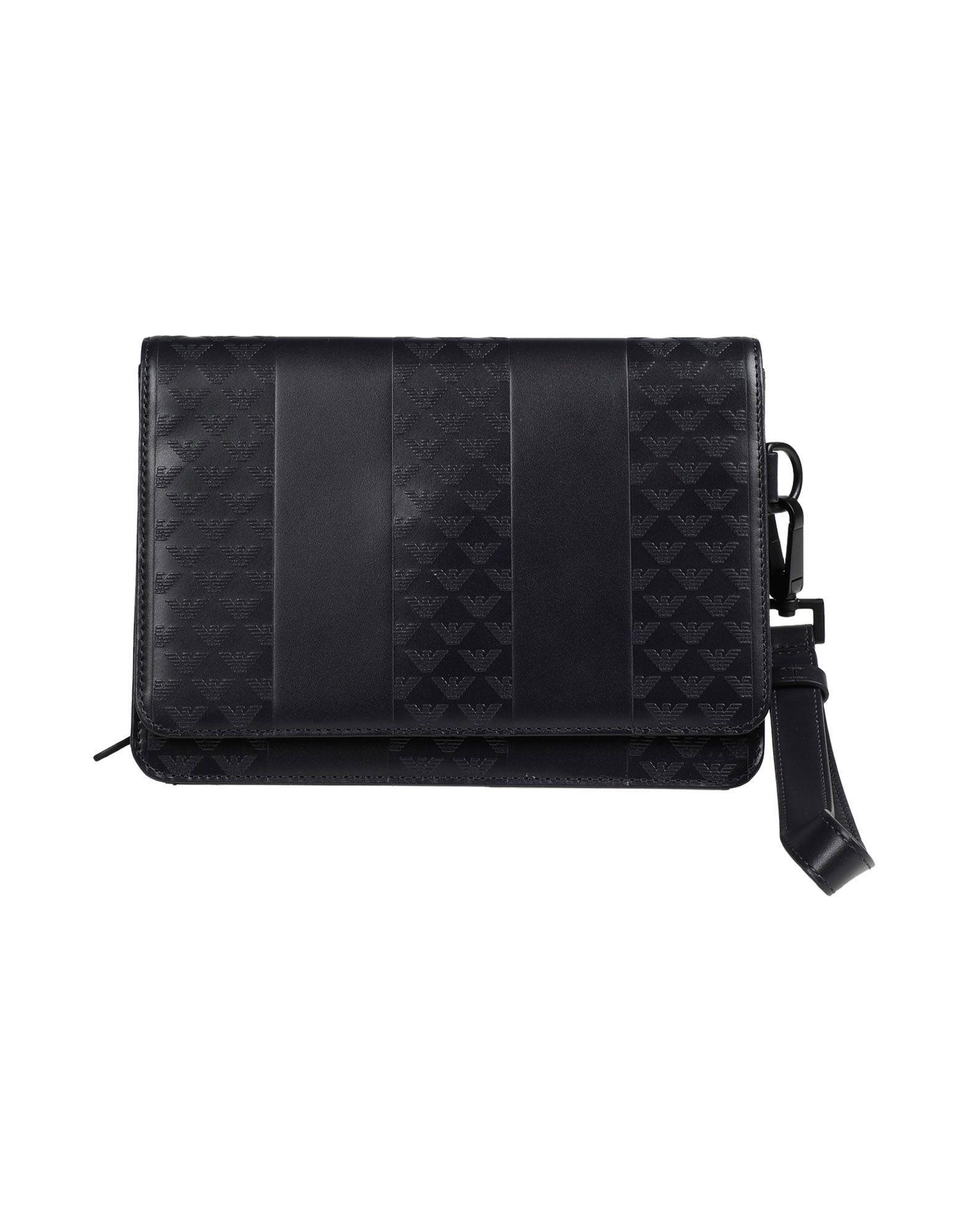 Emporio Armani Handbag In Black