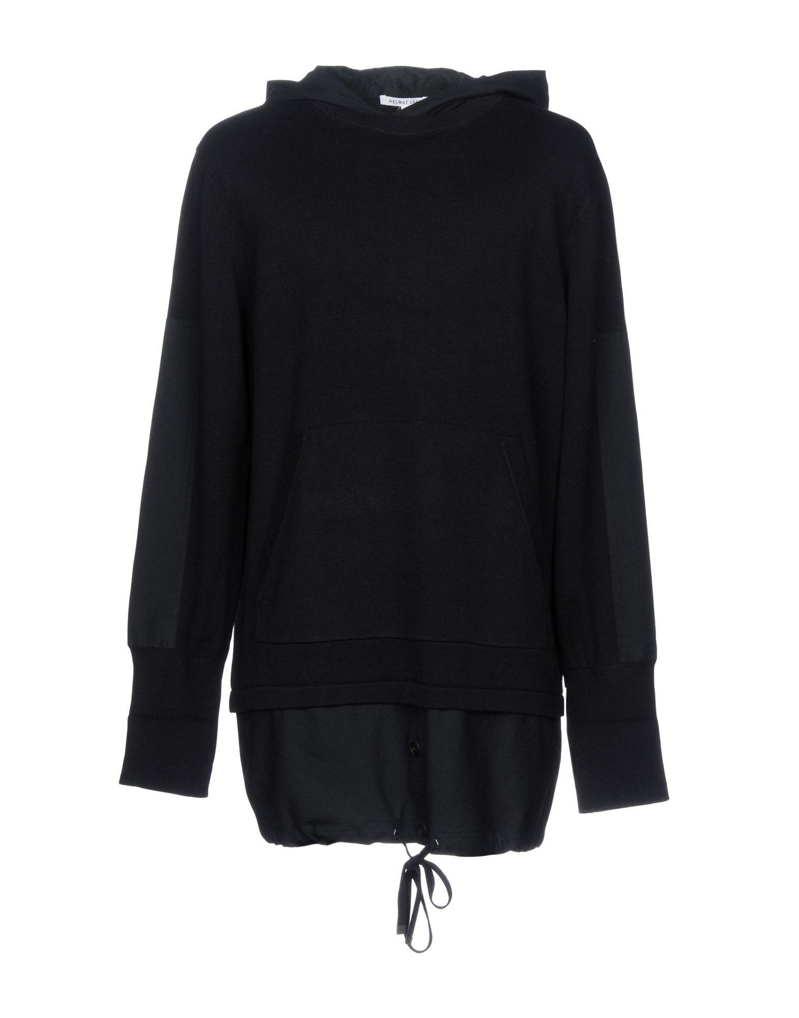 Helmut Lang Sweater In Black