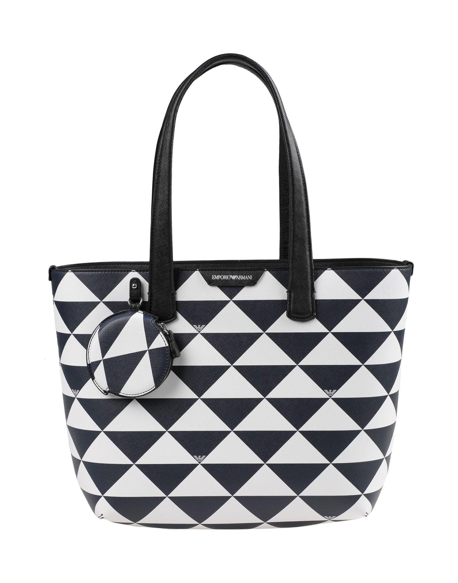 Emporio Armani Handbags In Dark Blue
