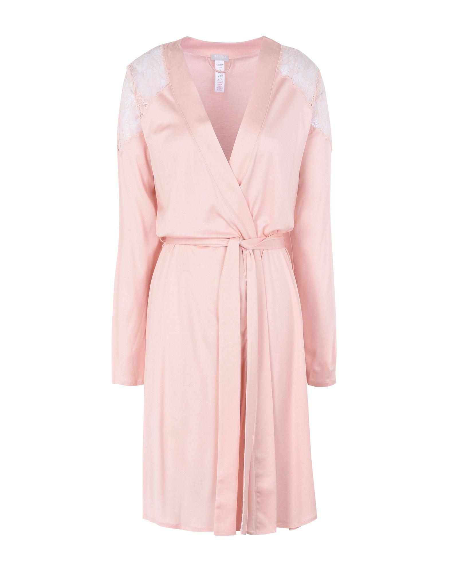 Hanro In Pastel Pink