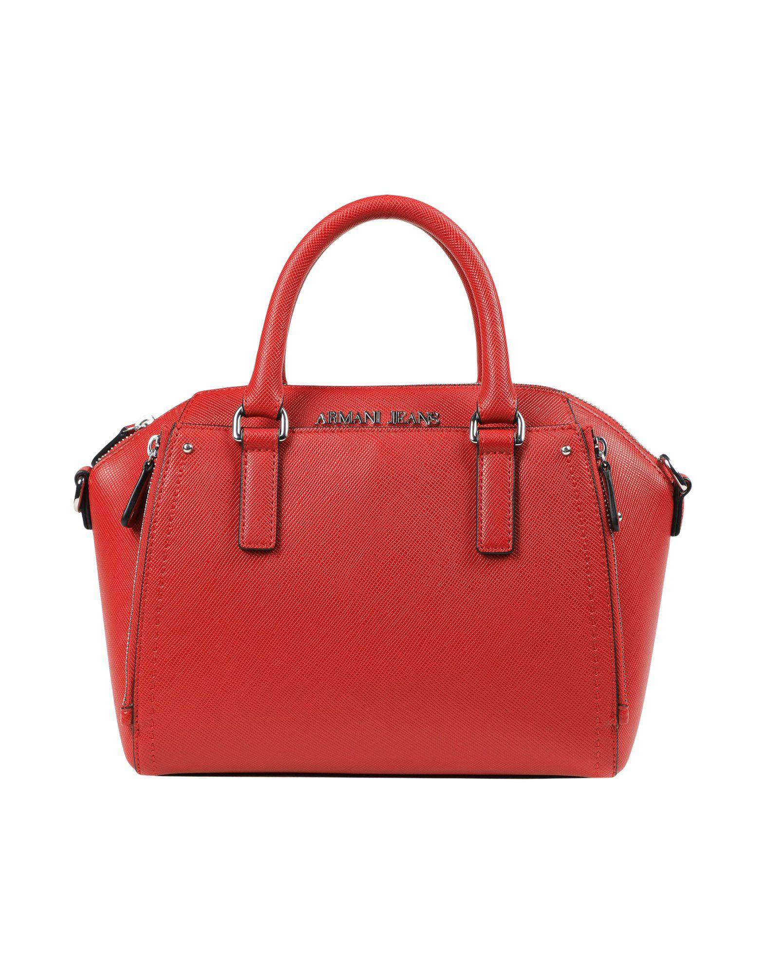 Armani Jeans In Red