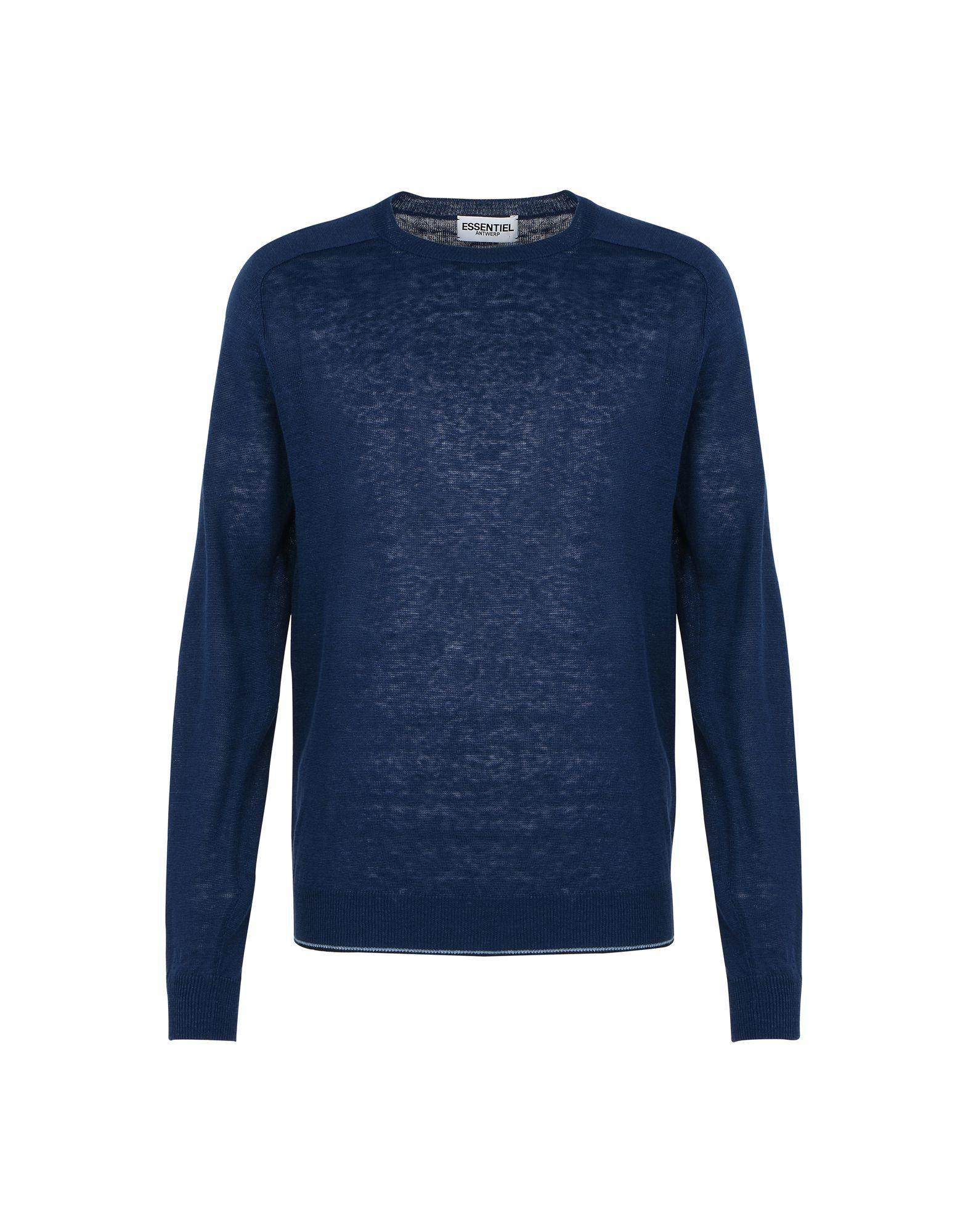 Essentiel Antwerp Sweater In Blue
