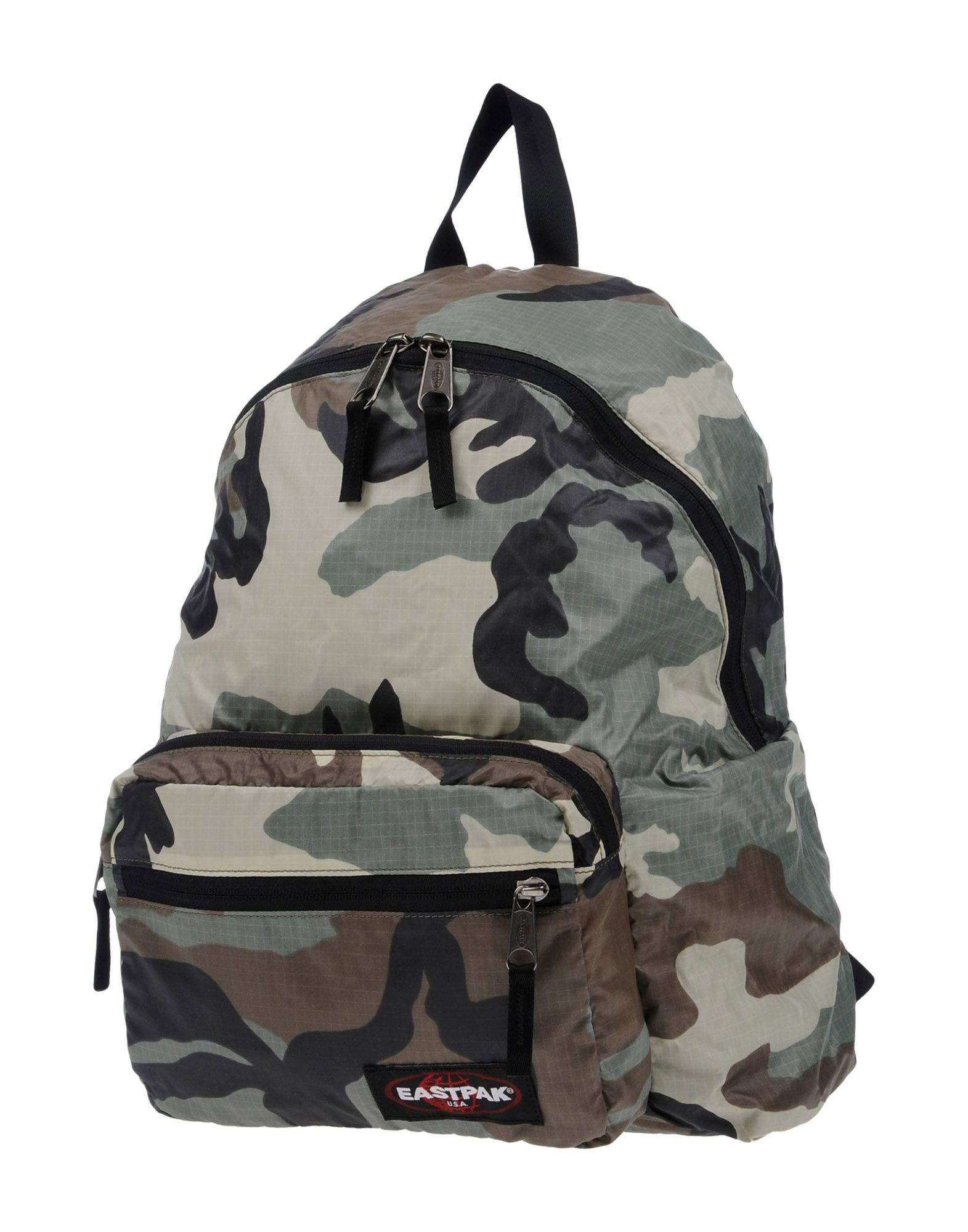 Eastpak Backpacks & Fanny Packs In Military Green