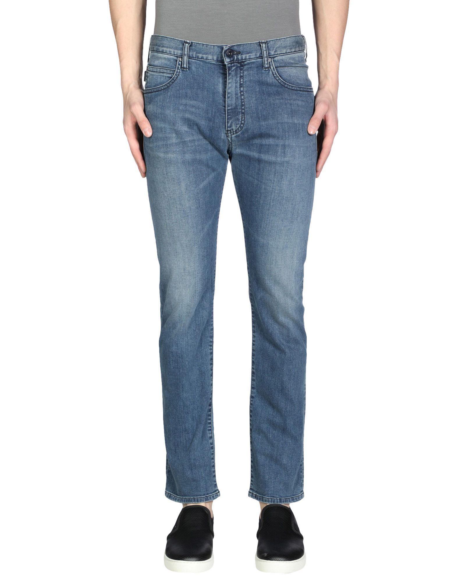 Armani Jeans Jeans In Blue