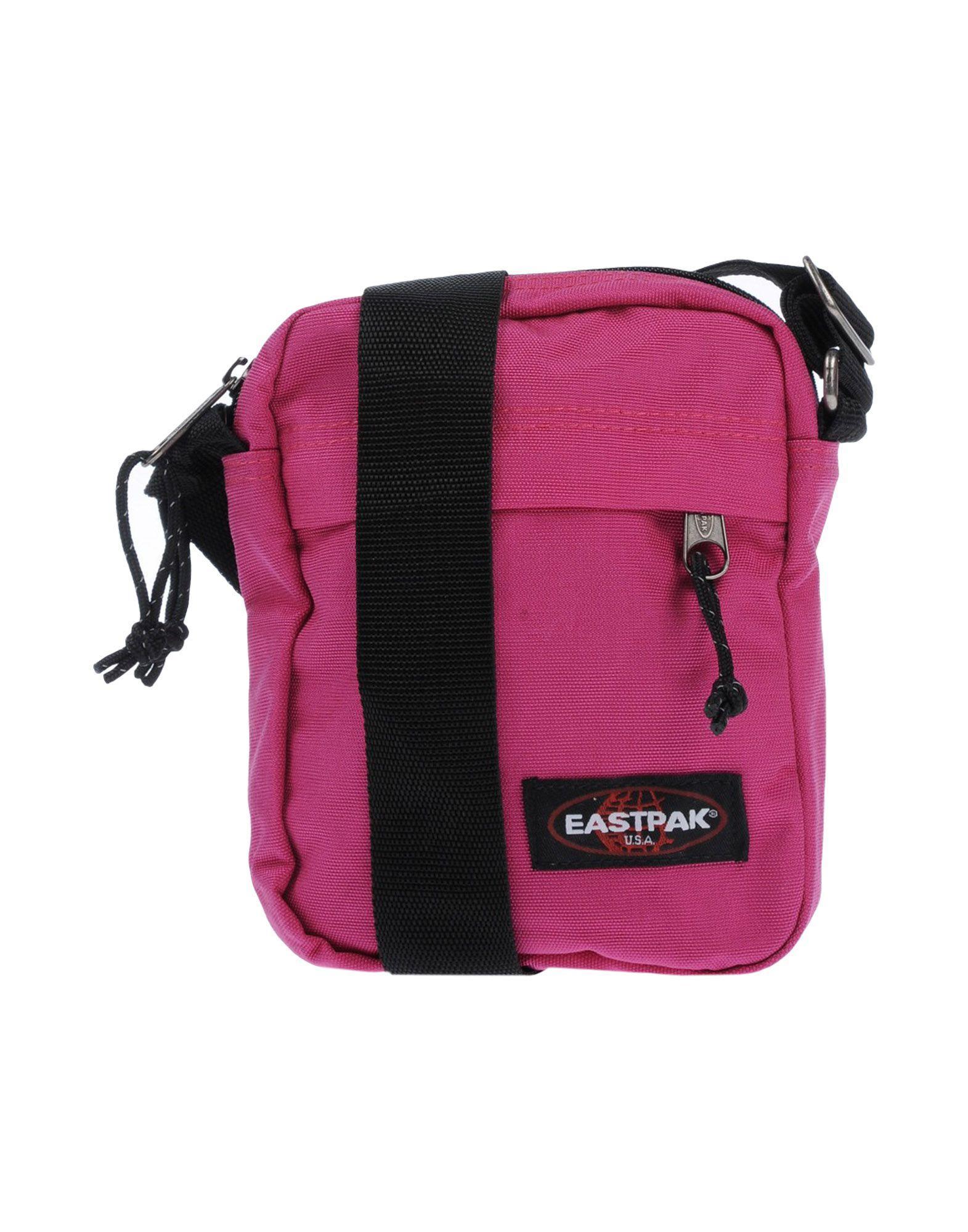 Eastpak Handbags In Fuchsia
