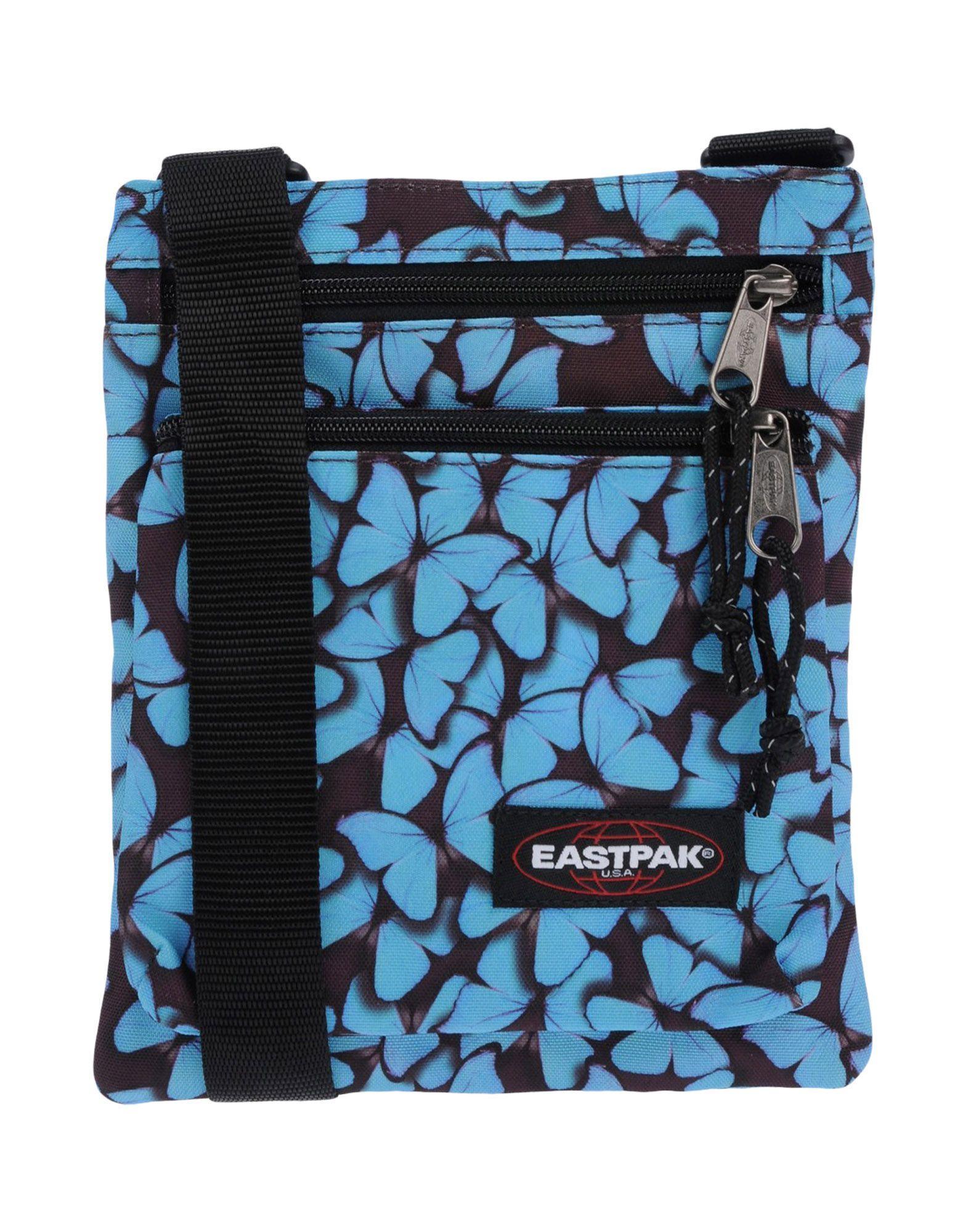 Eastpak Handbags In Azure