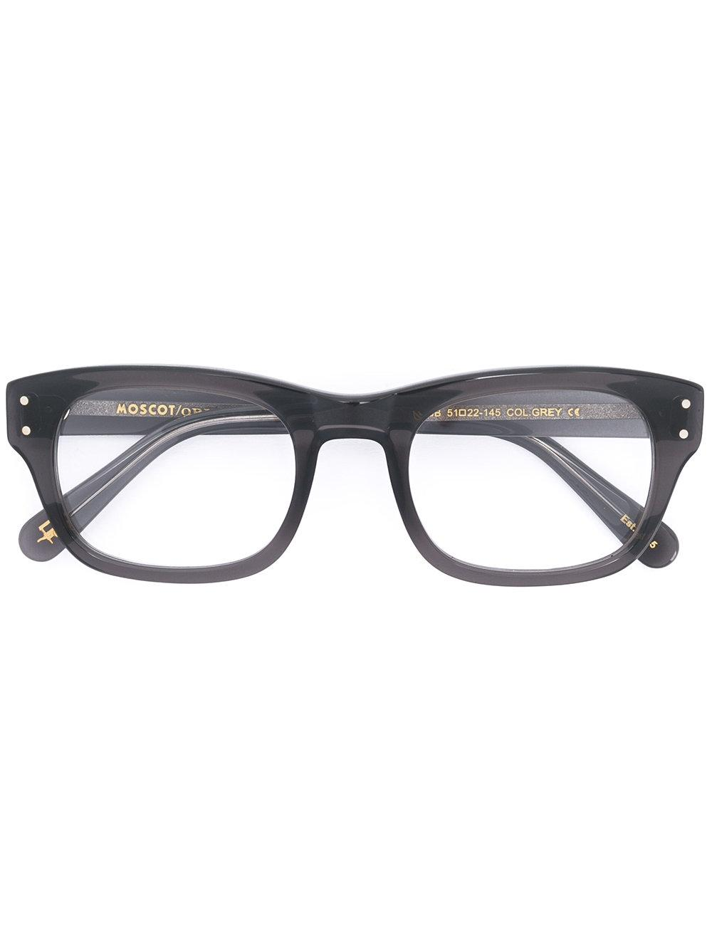 Moscot Nebb Glasses In Grey