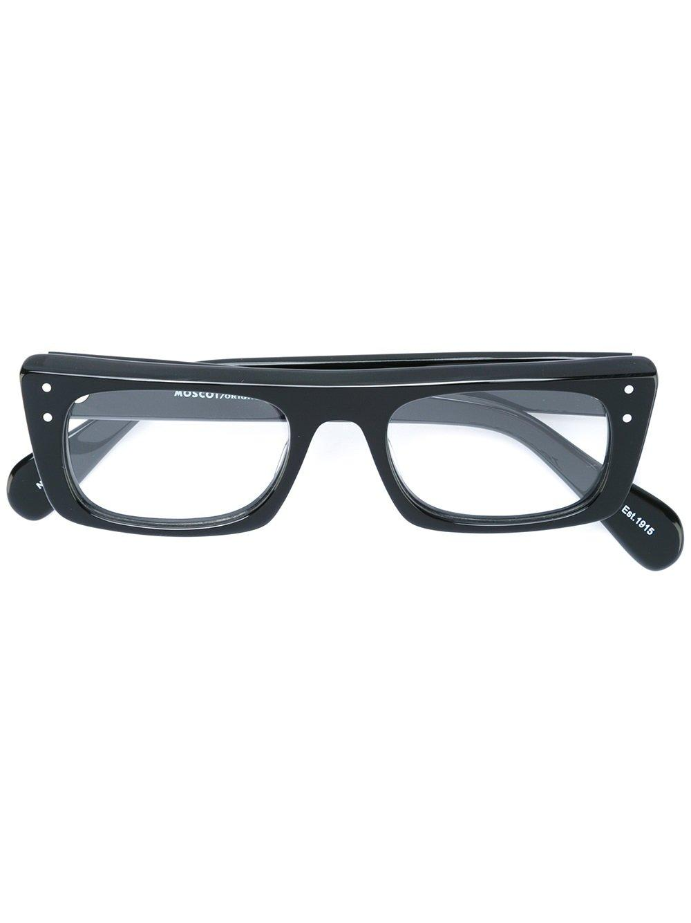 Moscot 'mangito' Glasses In Black