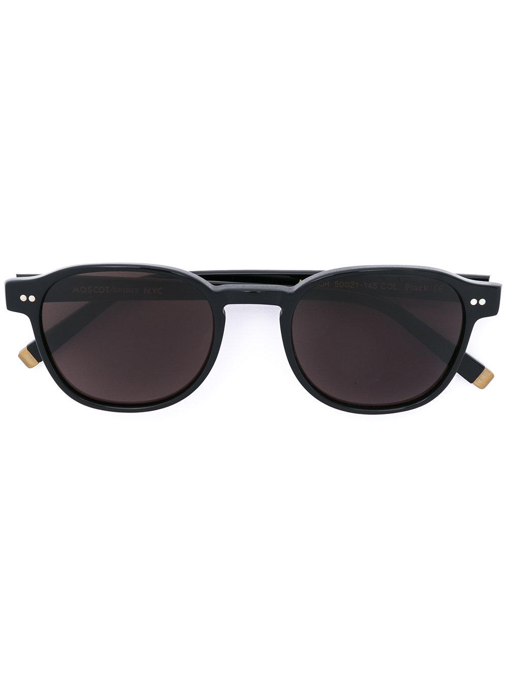 Moscot Arthur Glasses In Black