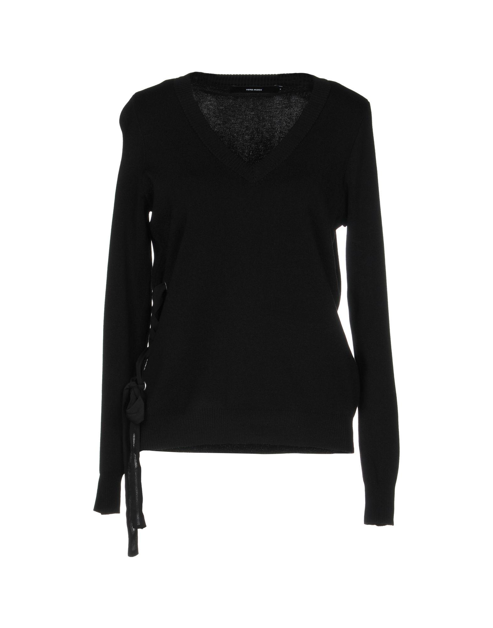 Vero Moda Sweater In Black