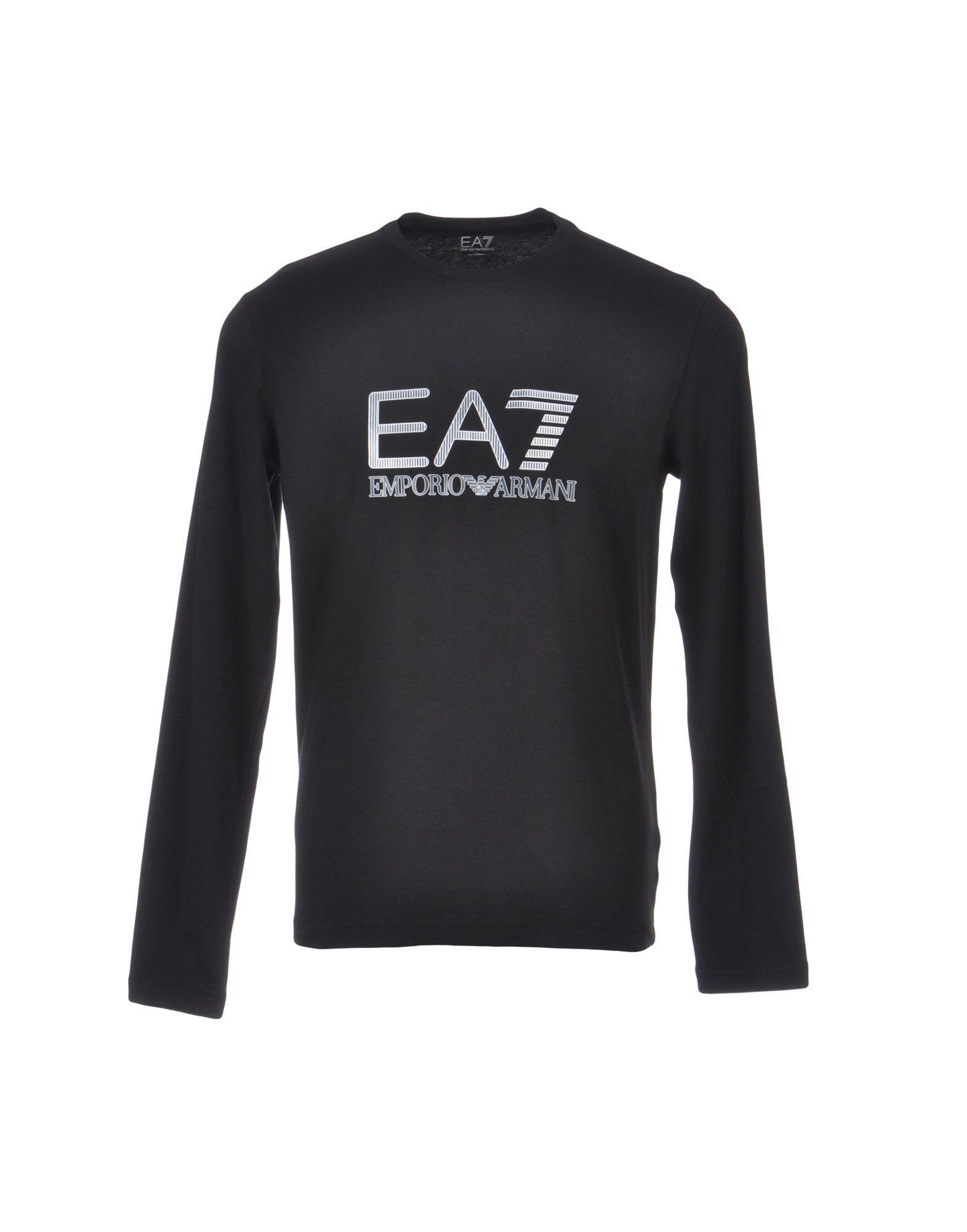 Ea7 In Black