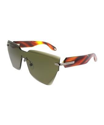 Givenchy Gv7081 1qa Havana Square Sunglasses