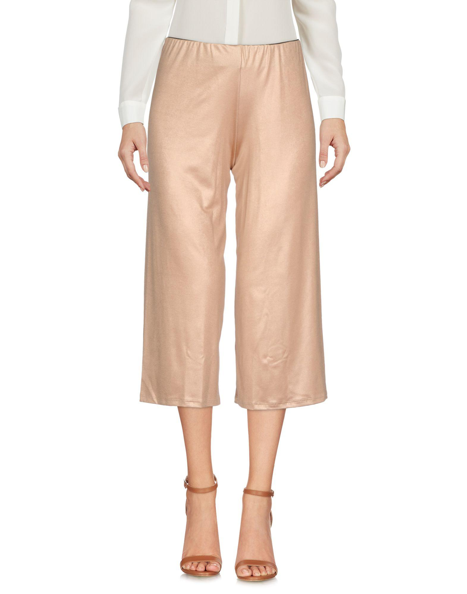 Pierre Mantoux 3/4-length Shorts In Camel