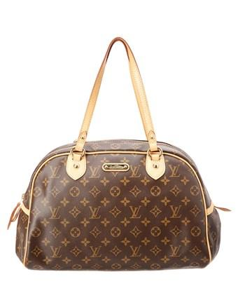 Louis Vuitton Monogram Canvas Montorgueil Pm In Nocolor