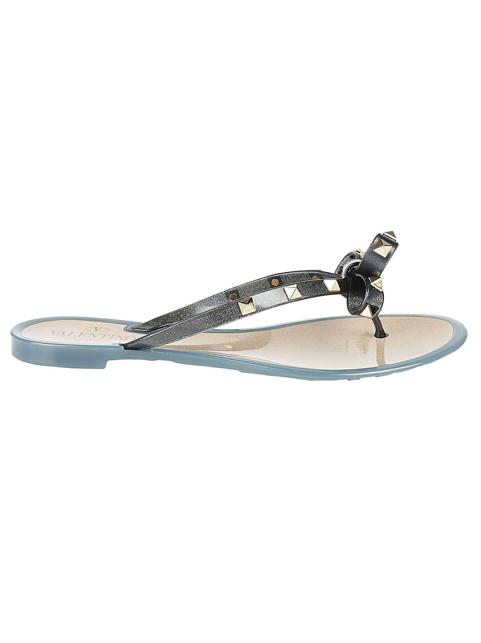 Valentino Garavani Sandals In Marine