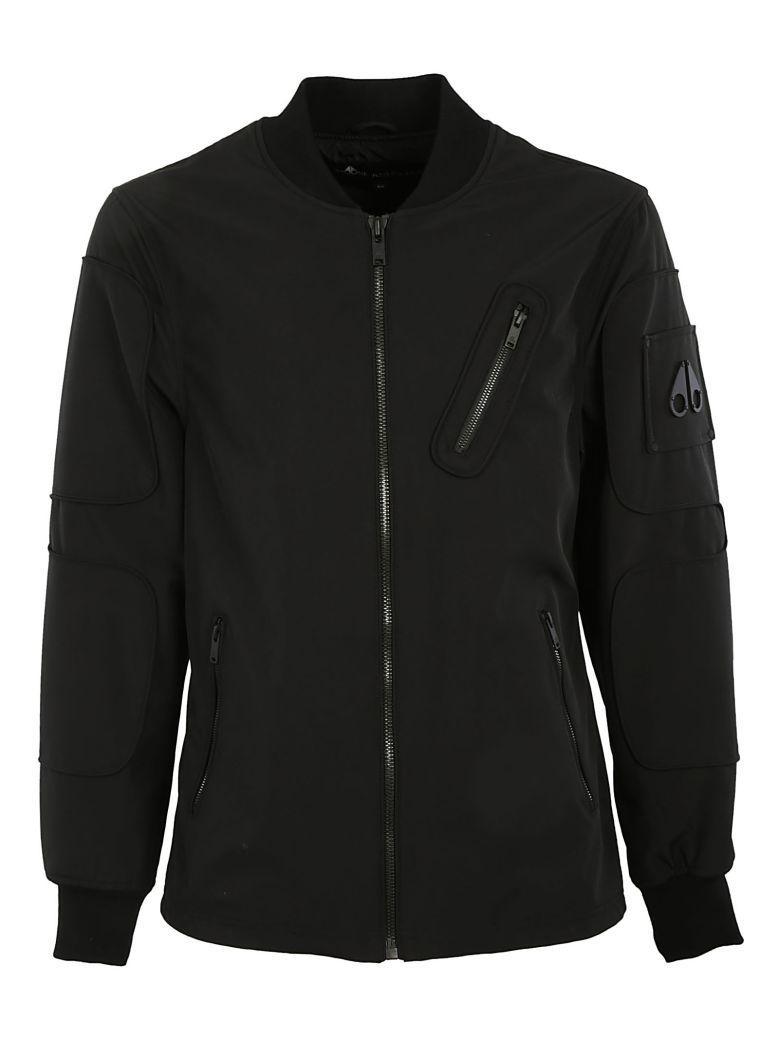 Moose Knuckles Pacific Rim Jacket In Black