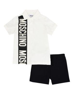 Moschino Outfit In White