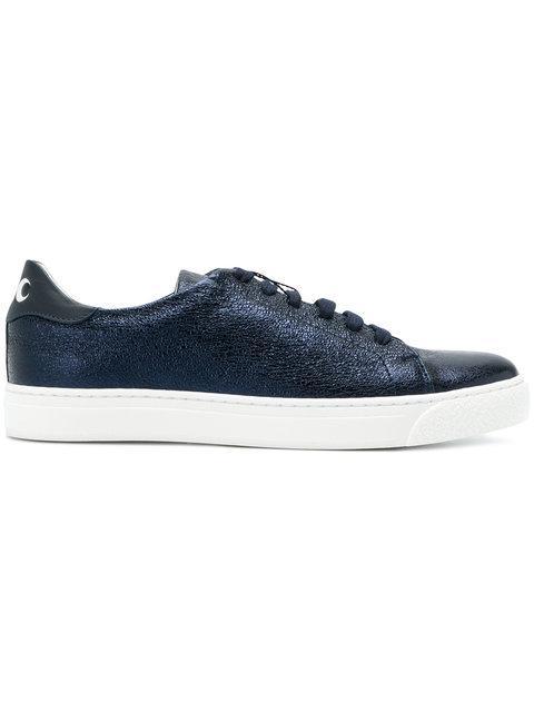 Anya Hindmarch Crinkled Low Top Sneakers