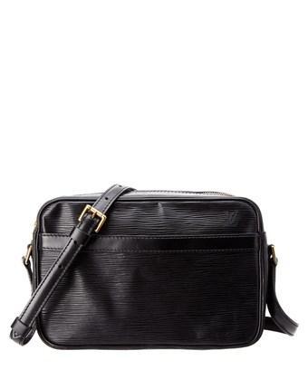 Louis Vuitton Black Epi Leather Trocadero In Nocolor