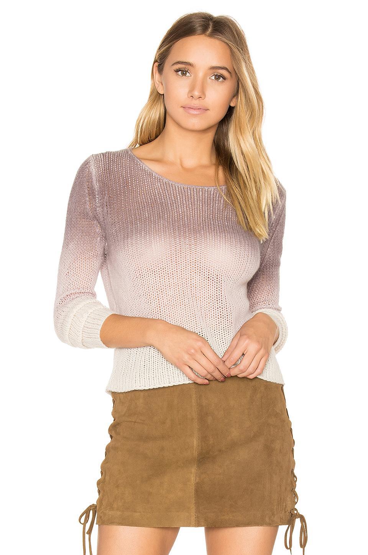 360cashmere Katarina Sweater In Mauve