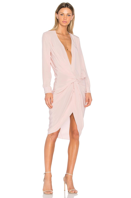 One Fell Swoop Elana Shirt Dress In Pink