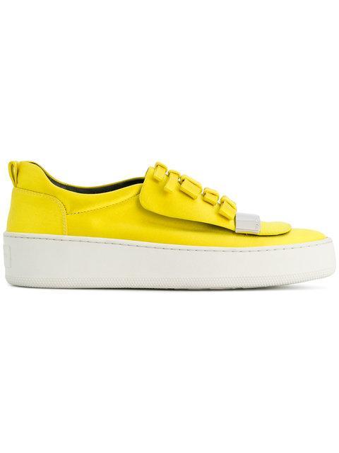 Sergio Rossi Sr Bow Sneakers