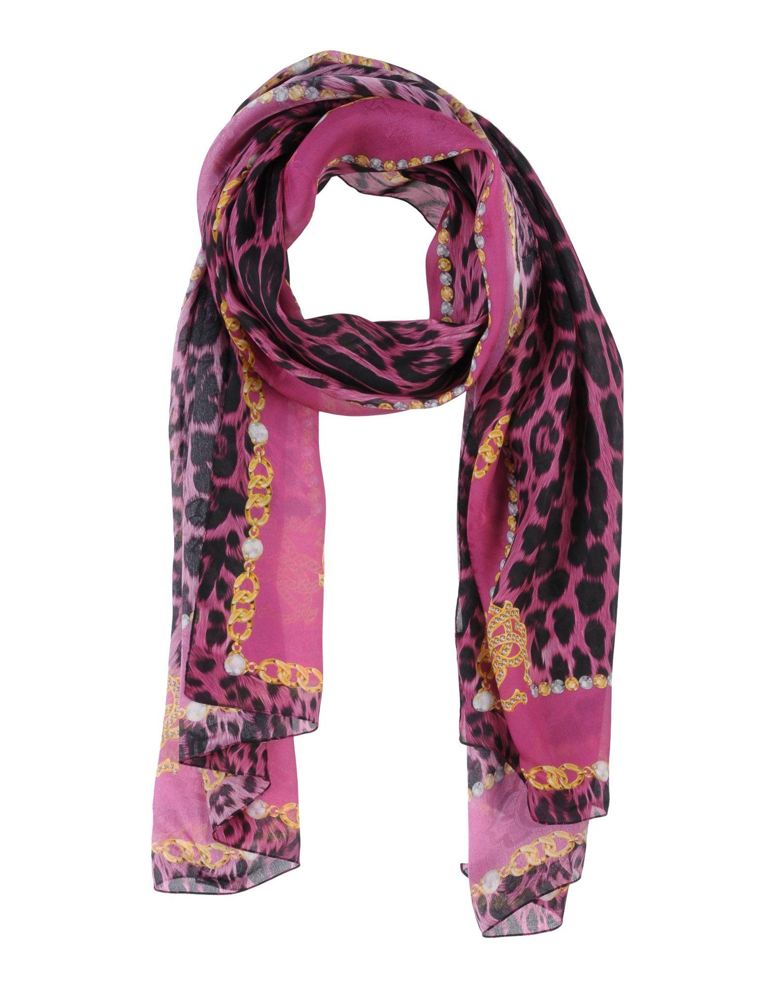 Roberto Cavalli Scarves In Light Purple