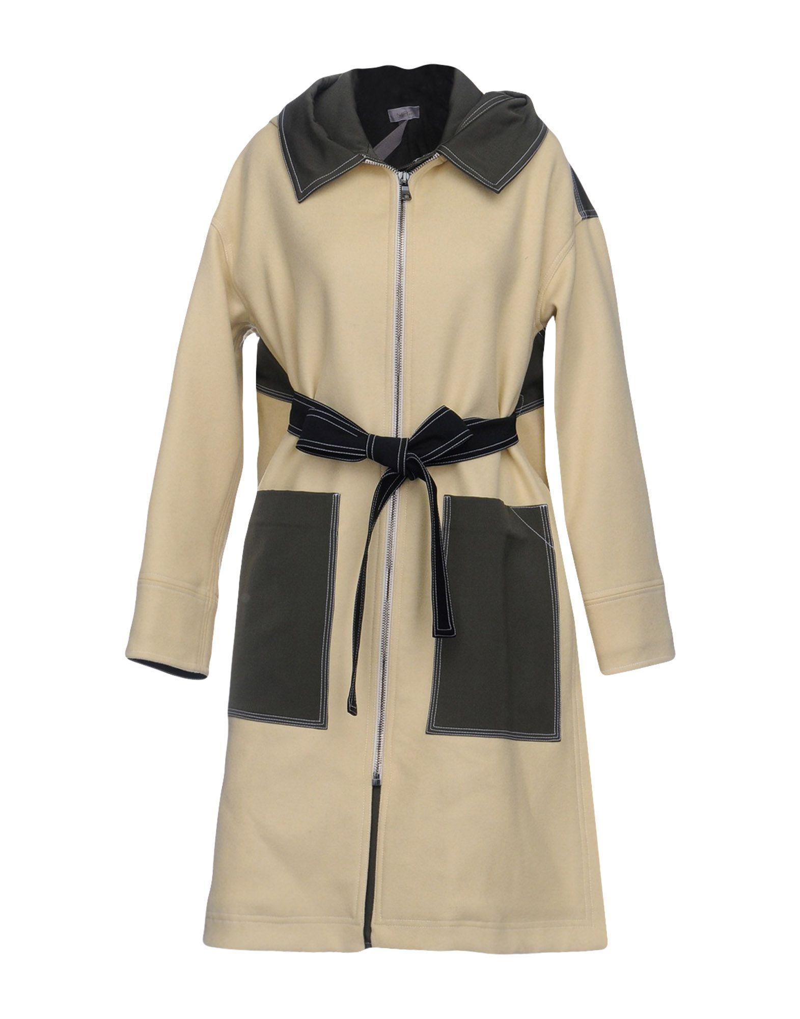 Mrz Coat In Ivory