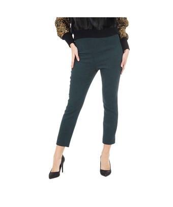 Dolce & Gabbana Dolce E Gabbana Women's  Green Viscose Pants