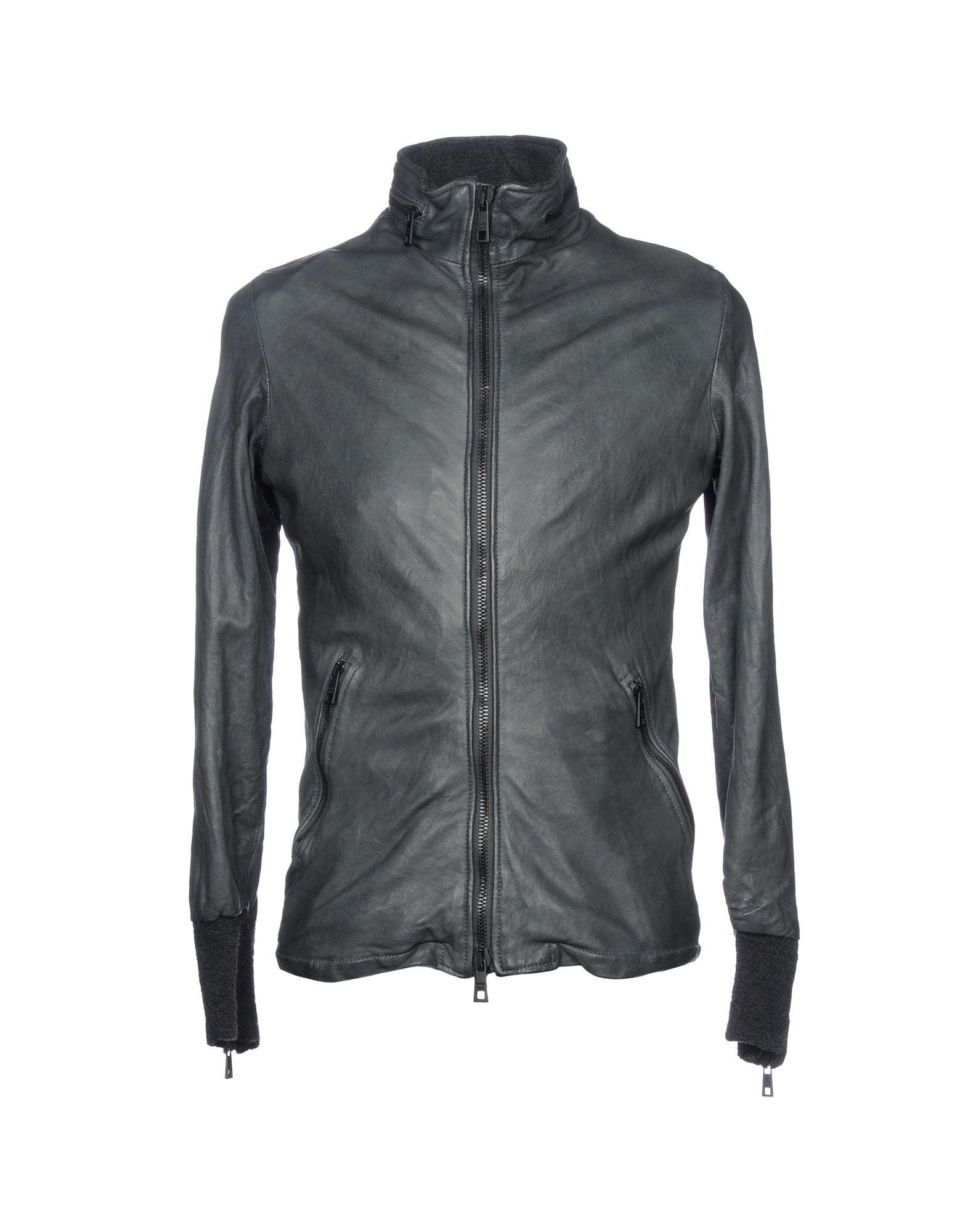 Giorgio Brato Jackets In Steel Grey