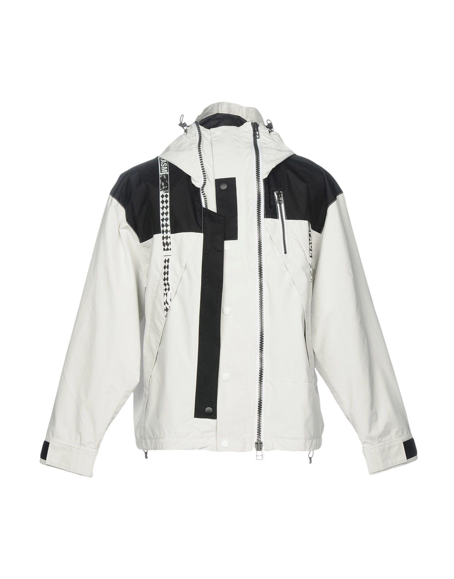 Facetasm Jackets In White
