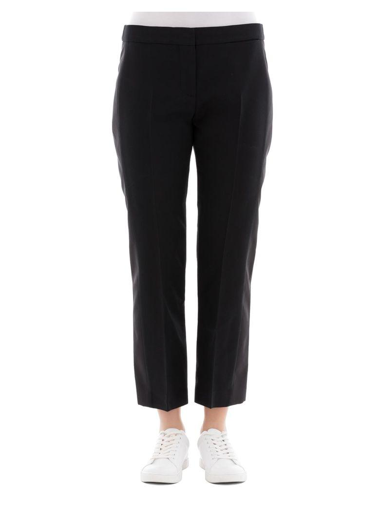 Alexander Mcqueen Black Wool Pants