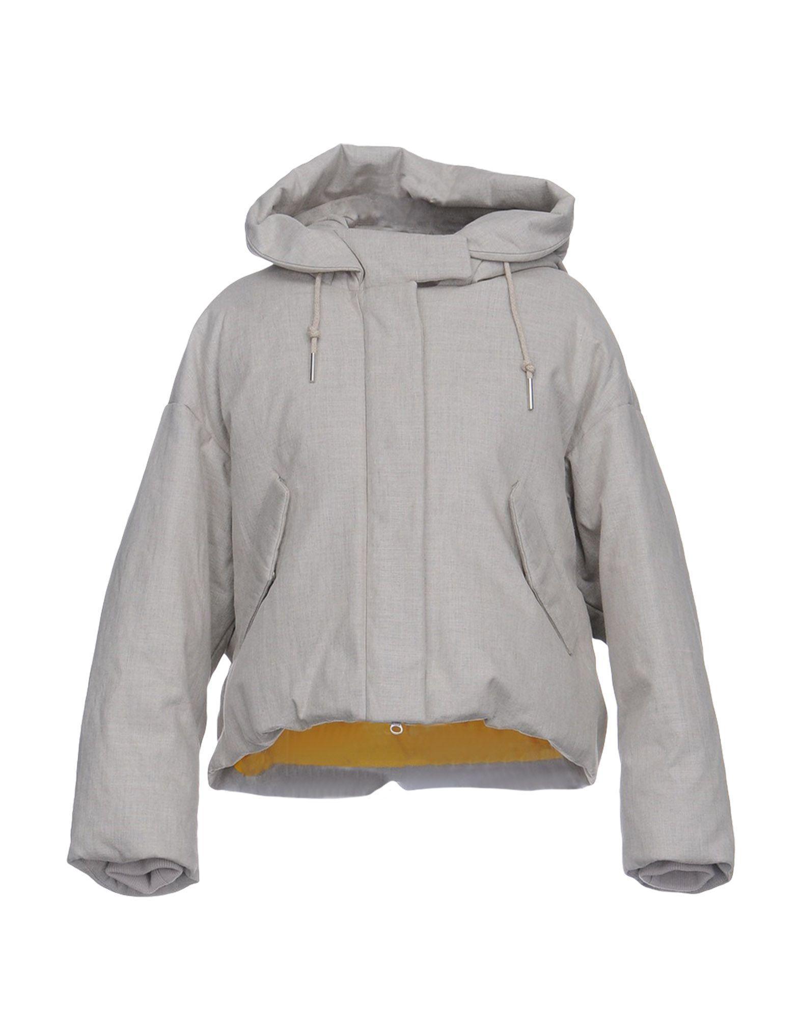 EnfÖld Down Jacket In Beige